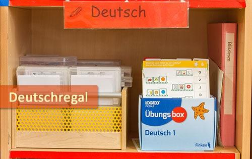 Deutschregal